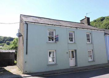 Thumbnail 4 bed semi-detached house for sale in Bridge Street, Lower Town, Fishguard