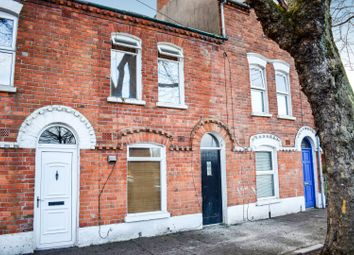 Thumbnail 2 bedroom terraced house for sale in Balfour Avenue, Belfast