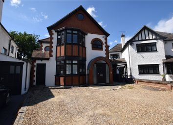 Thumbnail 5 bedroom detached house for sale in Castellan Avenue, Romford