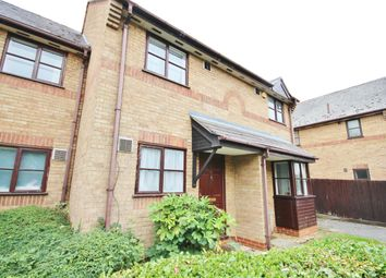 Thumbnail 1 bed terraced house to rent in Angus Close, Cambridge
