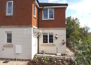 Thumbnail 2 bed end terrace house for sale in 5 Powis Close, Newport, Gwent.
