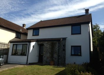 Thumbnail 4 bed detached house to rent in Westwood Road, Ogwell, Newton Abbot