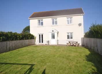 Thumbnail 4 bed detached house for sale in Cross Inn Farm House, Cross Inn, Laugharne