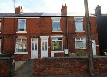 Thumbnail 2 bed property to rent in Chesterfield Road, North Wingfield, Chesterfield, Derbyshire