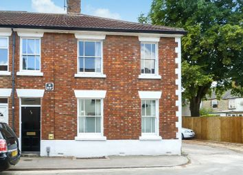 Thumbnail 3 bed end terrace house for sale in North Street, Old Town, Swindon, Wiltshire