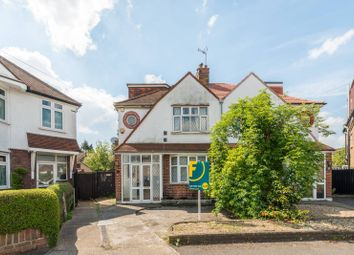 Thumbnail 4 bed semi-detached house for sale in Hogarth Gardens, Heston