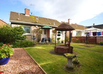 Thumbnail 1 bed bungalow for sale in St. Ronans Gardens, Crosshill, Lochgelly