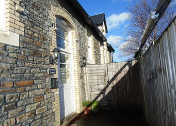 Thumbnail 3 bed link-detached house for sale in Old School Lane, Pontypridd