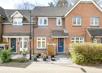 Thumbnail 2 bed terraced house for sale in Vitellius Gardens, Basingstoke