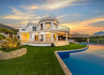 Thumbnail 5 bed detached house for sale in Sierra Gelada, Albir, Alicante, Valencia, Spain
