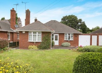 Thumbnail 2 bed bungalow for sale in York Crescent, Compton, Wolverhampton, West Midlands