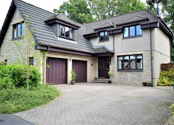 Thumbnail 4 bed detached house for sale in Green Wood, Kinross