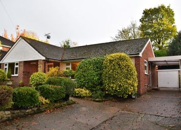 Thumbnail 2 bed detached bungalow for sale in Portesbery Road, Camberley