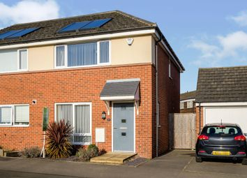 Thumbnail 3 bed semi-detached house for sale in Windward Way, Birmingham
