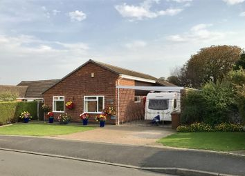 Thumbnail 3 bed detached bungalow for sale in Derwent Drive, Melton Mowbray