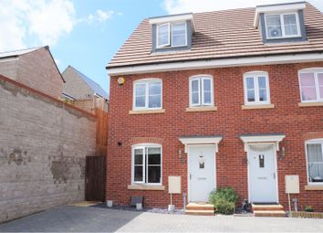 Thumbnail 3 bed semi-detached house for sale in The Farm, Swindon
