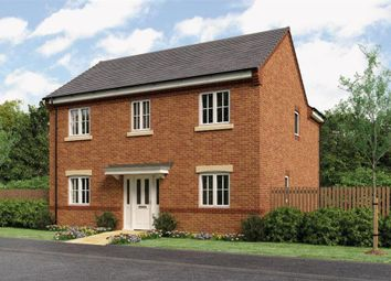 "Thumbnail 4 bedroom detached house for sale in ""The Wells"" at Buttercup Gardens, Blyth"