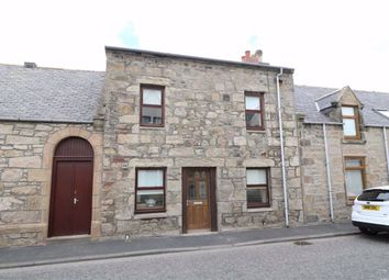 Thumbnail 2 bed terraced house for sale in Main Street, Buckpool, Buckie