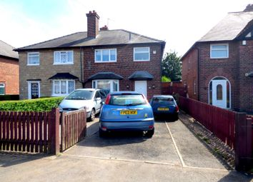 Thumbnail 3 bed semi-detached house for sale in Harvey Road, Allenton, Derby