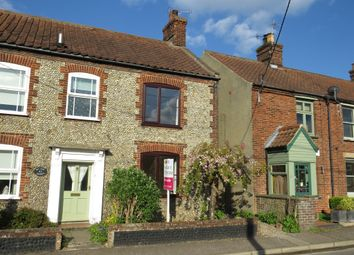 Thumbnail 2 bed property for sale in New Street, Holt