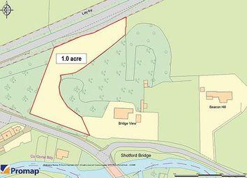 Thumbnail Land for sale in Shotford, Redenhall, Harleston