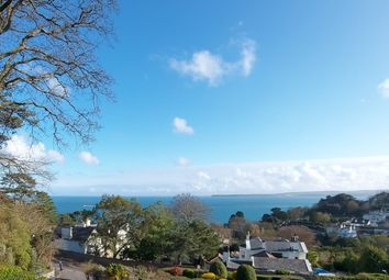 Thumbnail 2 bed flat for sale in Middle Lincombe Road, The Lincombes, Torquay