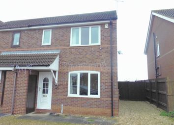 Thumbnail 3 bed semi-detached house to rent in Amos Way, Sibsey, Boston