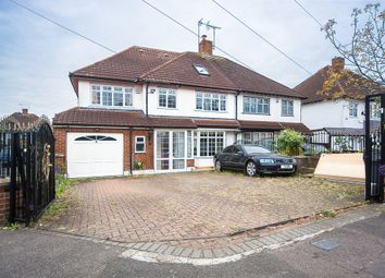 Thumbnail 6 bed semi-detached house for sale in Hillside Avenue, Woodford