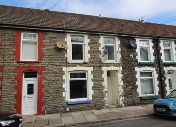 Thumbnail 3 bed terraced house for sale in Phillip Street, Graig, Pontypridd