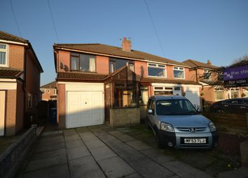 Thumbnail 3 bed semi-detached house for sale in Greenland Close, Astley, Tyldesley, Manchester