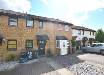 Thumbnail 2 bed terraced house to rent in Mathams Drive, Thorley, Bishop's Stortford