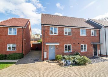 Thumbnail 2 bed property for sale in Rana Drive, Church Crookham, Fleet