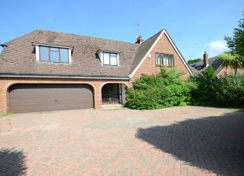 Thumbnail 4 bed detached house to rent in Hawthorne Road, Caversham, Reading