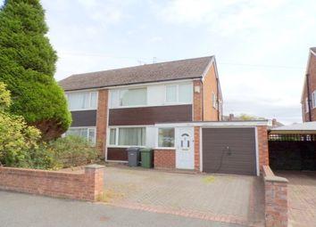 Thumbnail 3 bed semi-detached house to rent in Prestbury Avenue, Prenton