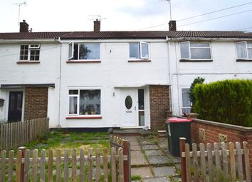 Thumbnail 3 bed terraced house to rent in Hereford Close, Tilgate