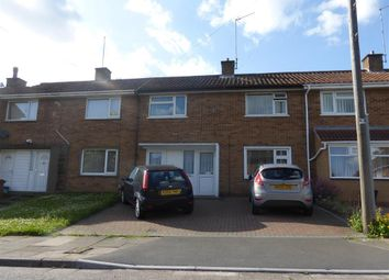 Thumbnail 3 bed terraced house to rent in Woodside Walk, Northampton