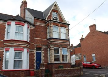 Thumbnail 3 bed flat for sale in Priory Road, Exeter