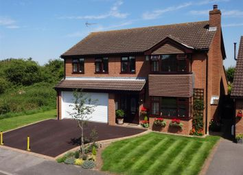 Thumbnail 5 bed detached house for sale in Highcliffe, Wellingore, Lincoln