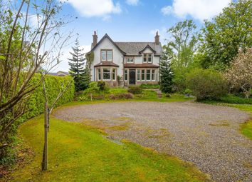 Thumbnail 4 bed detached house for sale in South Crieff Road, Comrie