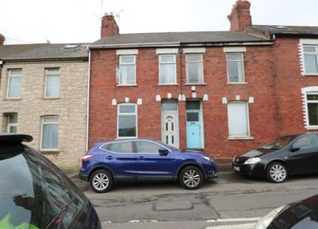 Thumbnail 3 bedroom terraced house to rent in Clive Road, Barry