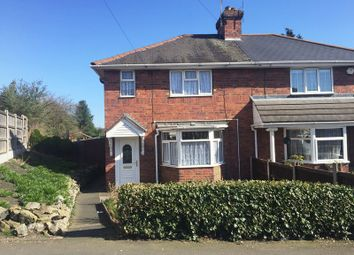 Thumbnail 3 bed semi-detached house for sale in Brierley Hill, Quarry Bank, Woodland Avenue.