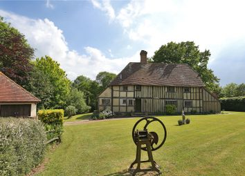 Thumbnail 4 bed property for sale in Rushlake Green, Nr Heathfield, East Sussex