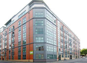 Thumbnail 2 bed flat to rent in The Habitat, Woolpack Lane, The Lace Market, Nottingham