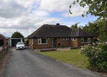 Thumbnail 3 bed detached bungalow for sale in Alfreton Road, Newton, Alfreton