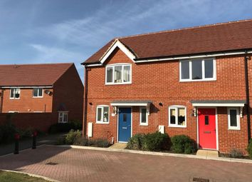 Thumbnail 2 bedroom end terrace house for sale in Sambar Grove, Three Mile Cross, Reading, Berkshire