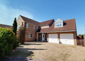 Thumbnail 4 bed detached house for sale in Merend Close, Sandtoft, Doncaster