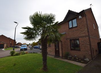 Thumbnail 2 bed semi-detached house for sale in Fiskerton Way, Oakwood, Derby