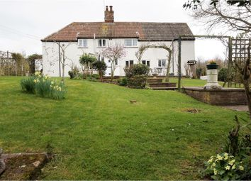 Thumbnail 4 bed detached house for sale in Higher Comeytrowe, Taunton
