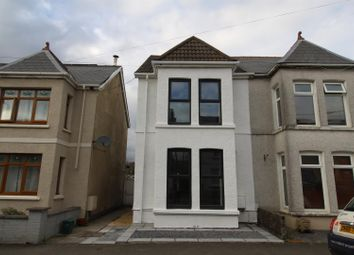 Thumbnail 3 bed semi-detached house for sale in Walter Road, Ammanford