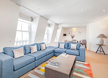 Thumbnail 4 bed flat to rent in Prince Of Wales Terrace, Hyde Park, Kensington, London